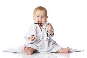 Як правильно доглядати за шкірою малюка