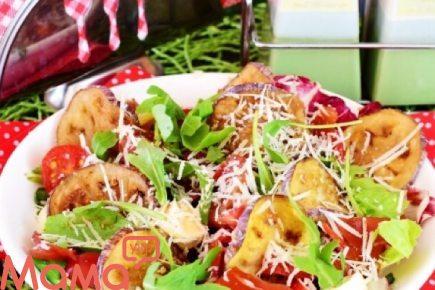 Апетитний італійський салат «Парміджано»