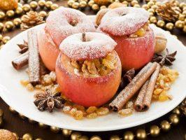Яблучні десерти (пиріжки, торт без випічки)
