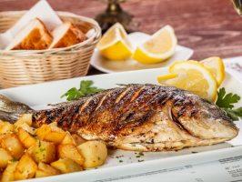5 рецептів рибних страв