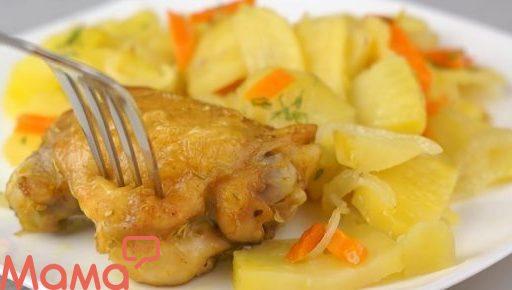 Супер смачна картопля з м'ясом у духовці: три рецепти приготування