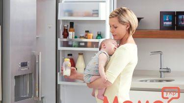 Годування дитини зцідженим молоком: відповіді на питання