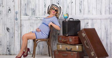 Подорож під час вагітності