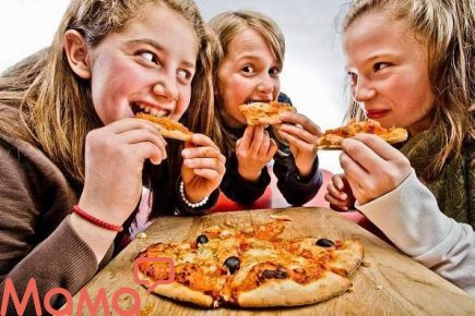 Правильне харчування школяра