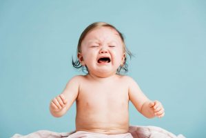 Чому малюк плаче?