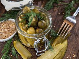 2 рецепти маринованих огірків