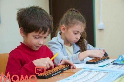 Користь ментальної арифметики для дошкільнят і школярів
