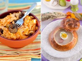 Бігос і журек – 2 рецепта польської кухні