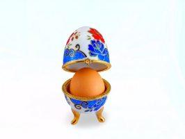 Яйце куряче від Фаберже
