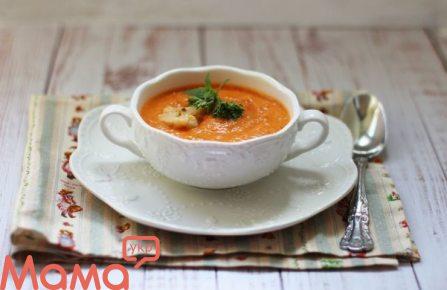 Крем-суп з перцю