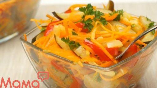 Оригінальний салат з кабачків: насолоджуємося ароматами літа
