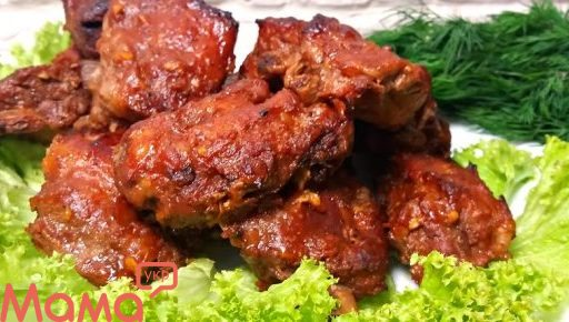 Реберця по-корейськи, запечені в духовці: шикарна вечеря