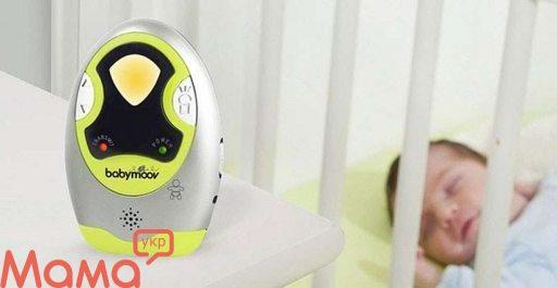 Як вибрати радіоняню для дитини?