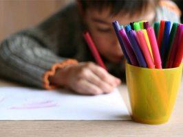 Потрібно бити тривогу за «злих» малюнків дітей?