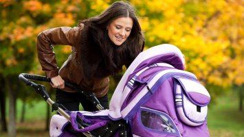 Є питання: коли можна гуляти з новонародженим?