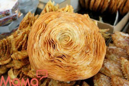 Роза Сходу — знаменита «Катлама»