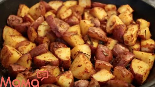 Неймовірний спосіб приготування картоплі в духовці