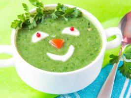 4 рецепти супів заморських