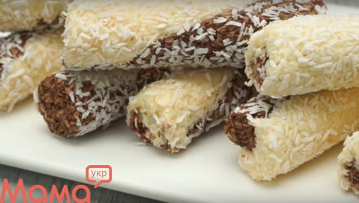 Десерт без випічки за 15 хвилин-кокосове насолода