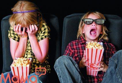Як фільми жахів впливають на психіку дітей