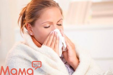 Холодний ніс – причина застуди