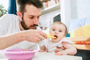 Харчування 5 місячної дитини при штучному вигодовуванні
