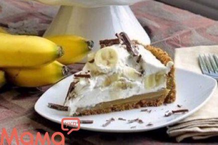 Чудовий десерт без випічки «Баноффи»