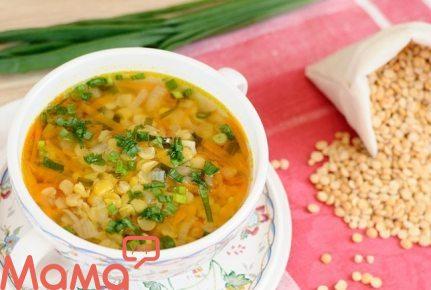 Готуємо в мультиварці: апетитний пісний суп гороховий