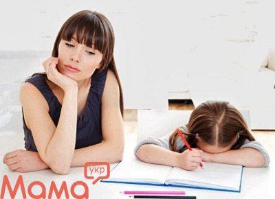 Боротьба з хронічною втомою у дитини