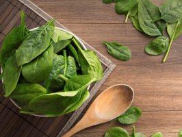 3 рецепти приготування страв зі шпинатом