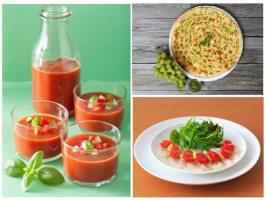 Фокачча, гаспачо і карпаччо – 3 страви середземноморської кухні