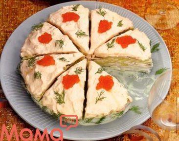 Закусочний тарт Дофінуаз