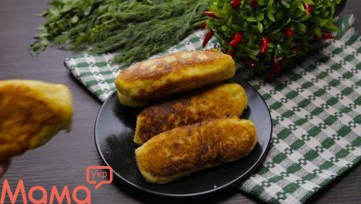 Сосиски в картопляному тесті: закуска на швидку руку