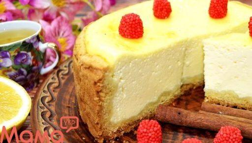 Простий заливний сметанний пиріг: краще, ніж чізкейк