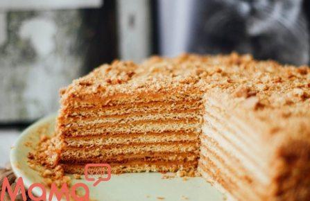 Торт «Дамський каприз»