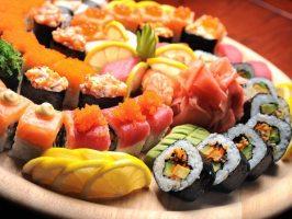 Готуємо суші вдома!