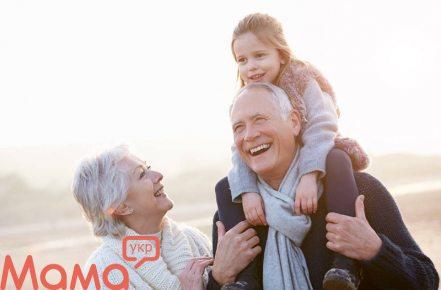 Вплив бабусь і дідусів на виховання дітей
