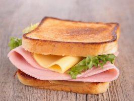 5 рецептів сендвічів з фото