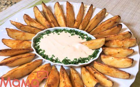 Дивовижний картоплю в духовці: обов'язково спробуйте