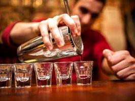 Спиртні напої – як подавати?