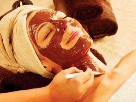 Шоколадні косметичні процедури