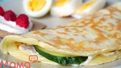 Сніданок на швидку руку: смачно, просто і дуже корисно