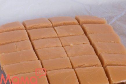 Смачна помадка з карамельно-вершковим смаком