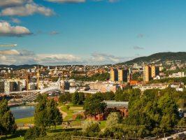 Осло – місто парків і Нобелівських лауреатів