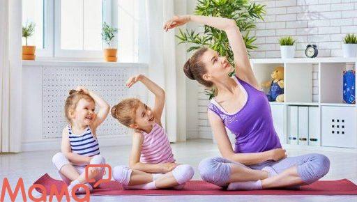 Дитяча йога як спосіб формування гармонійної особистості