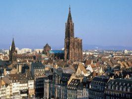 Столиця кантону Ельзас – Страсбург