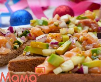 Приголомшлива закуска з авокадо до святкового столу і не тільки