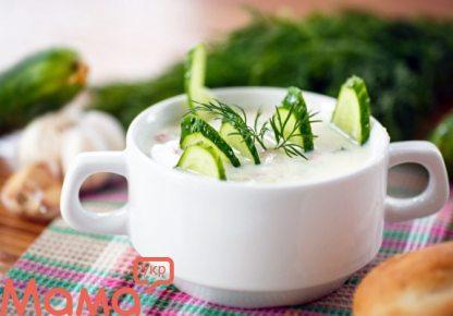 Болгарський холодний суп «Таратор»