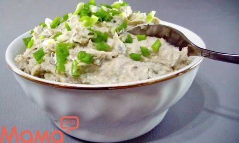 Чарівна паста для бутербродів: смачна закуска з салаки