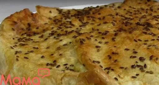 Божевільна смакота !!! Легкий пиріг з лаваша з кабачками